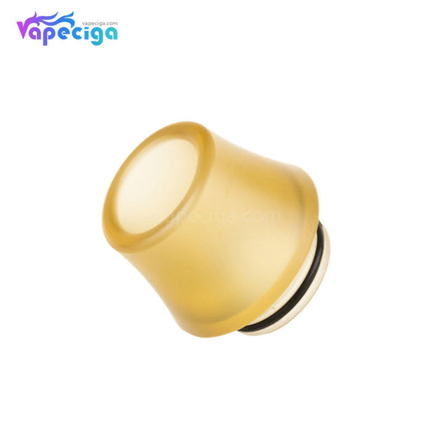 Yellow REEVAPE AS245 810 Resin Replacement Drip Tip