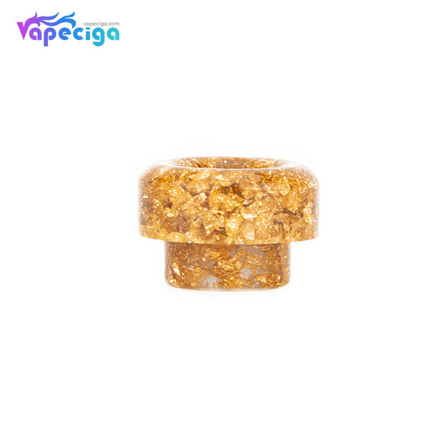 REEVAPE AS137C 810 Replacement Drip Tip Gold
