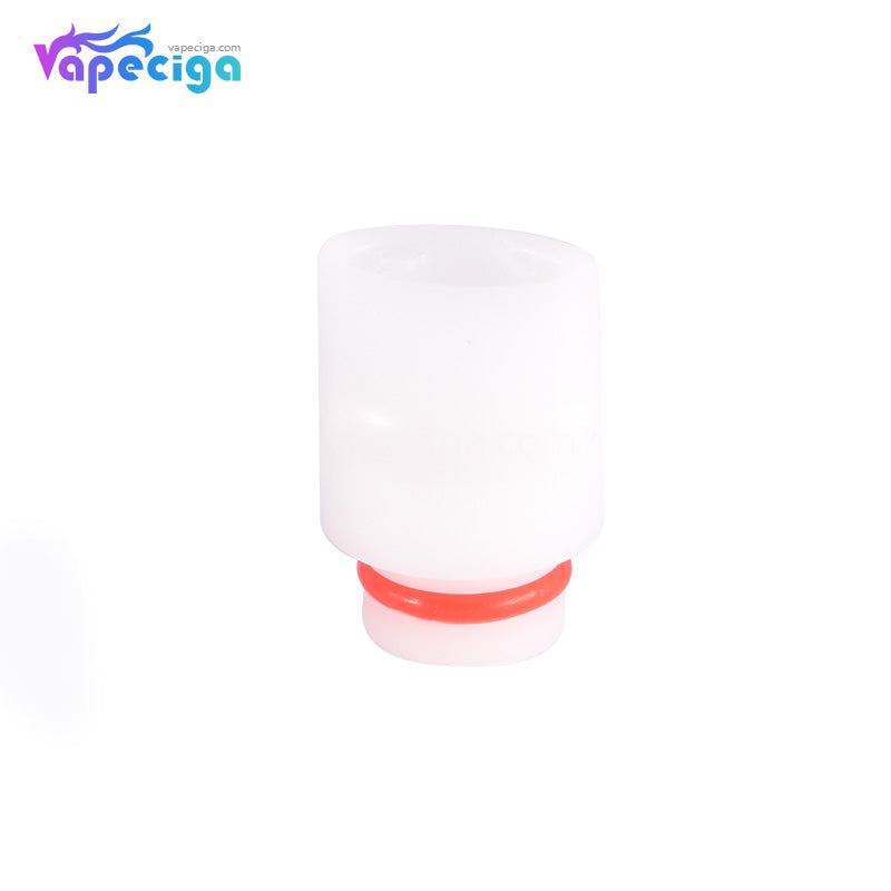 510 Big Whistle Drip Tip Stainless Steel + POM + PEI 4PCs