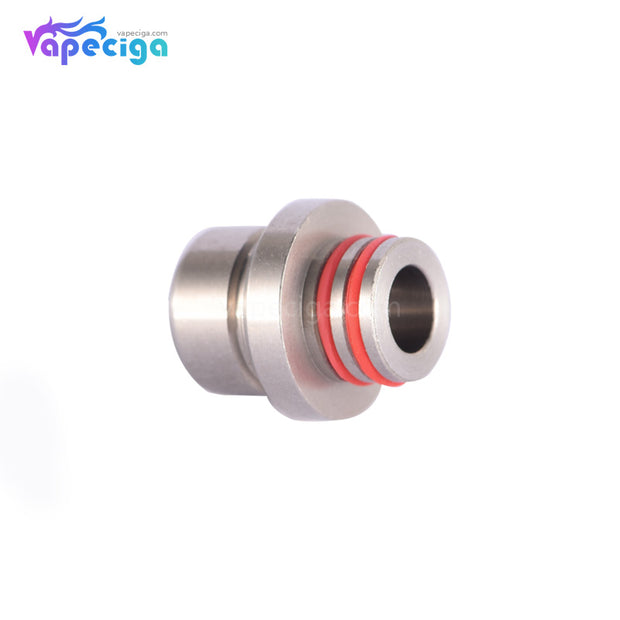 SS 510 T9 Drip Tip Stainless Steel + POM + PEI Details
