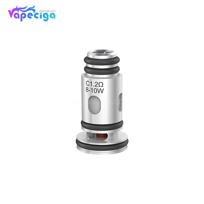 510 Vape SPAS-12 Replacement Coil Head 5PCs 0.4ohm / 0.8ohm / 1.2ohm