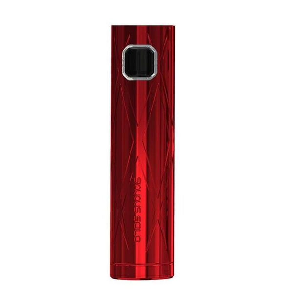 Red WISMEC SINUOUS SOLO Battery 2300mAh
