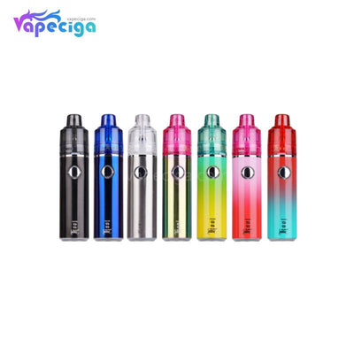 5GVape Kool Vape Pen VW Starter Kit 1100mAh 1.8ml 7 Colors Optional