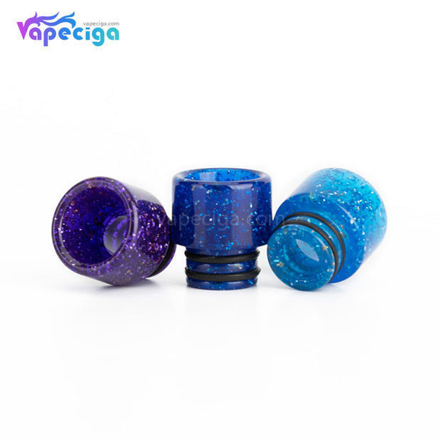 REEVAPE AS115E 510 Resin Replacement Drip Tip 3 Colors Show