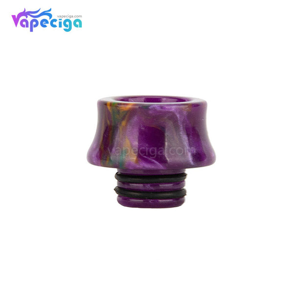 REEVAPE AS122 510 Resin Replacement Drip Tip Purple