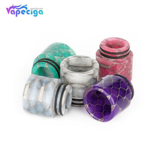 REEVAPE AS116Y Luminous 810 Replacement Drip Tip Real Shots