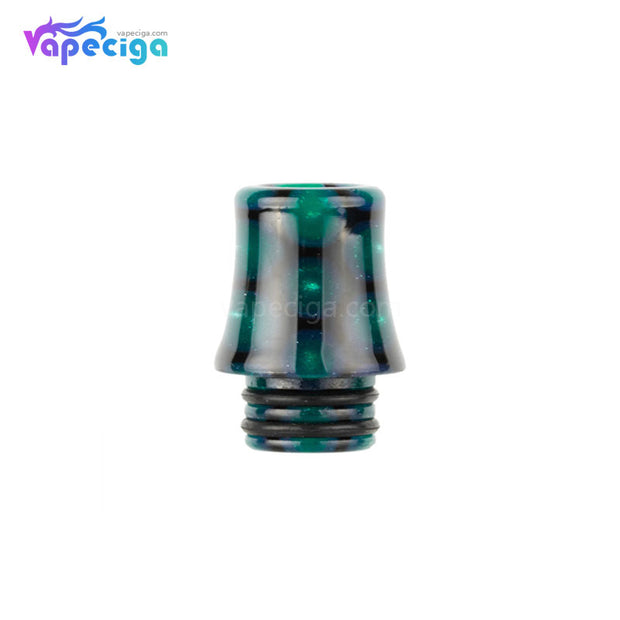 Green REEVAPE AS254SR 510 Resin Replacement Drip Tip