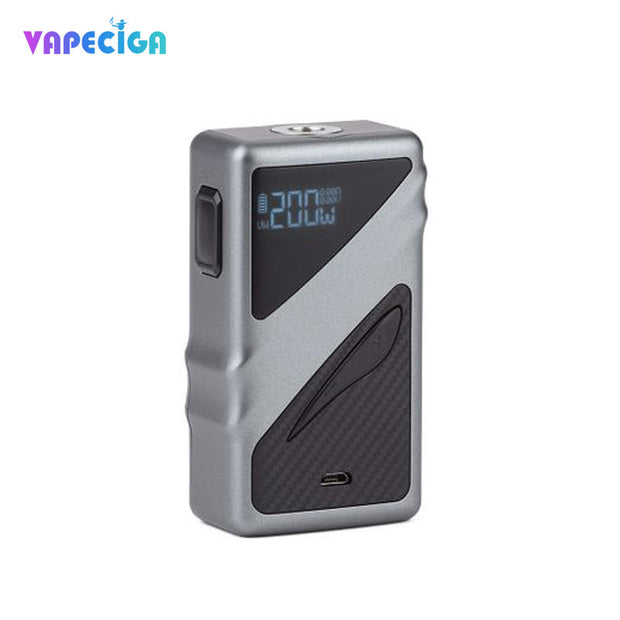 Gray Smoant Taggerz TC Box Mod 200W