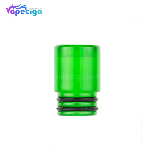 Green REEVAPE AS247 Universal 510 Resin Replacement Drip Tip