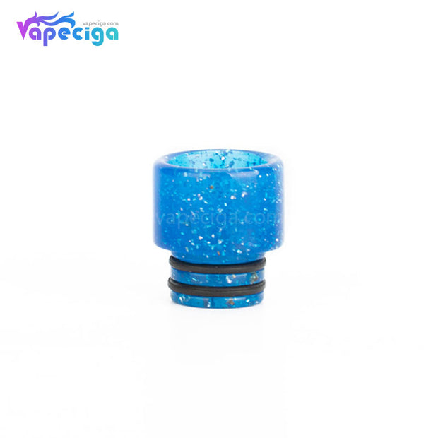 Blue REEVAPE AS115E 510 Resin Replacement Drip Tip