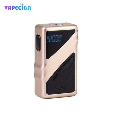 Rose Gold Smoant Taggerz TC Box Mod 200W