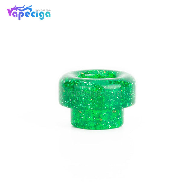 REEVAPE AS137E 810 Resin Replacement Drip Tip Green