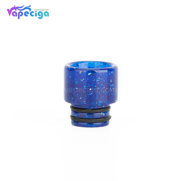 Navy Blue REEVAPE AS115E 510 Resin Replacement Drip Tip