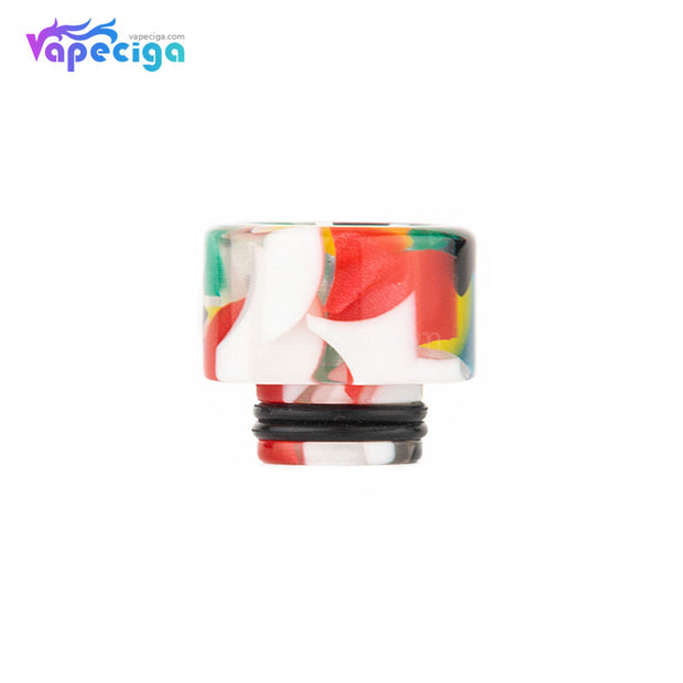 REEVAPE AS138D 510 Resin Replacement Drip Tip Real Shots