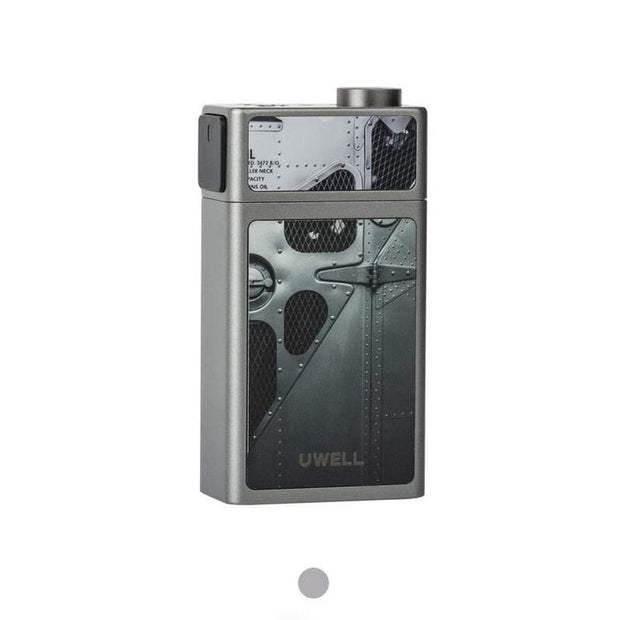 Uwell Blocks Squonk Mod 90W Grey