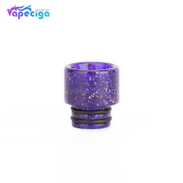 Purple REEVAPE AS115E 510 Resin Replacement Drip Tip