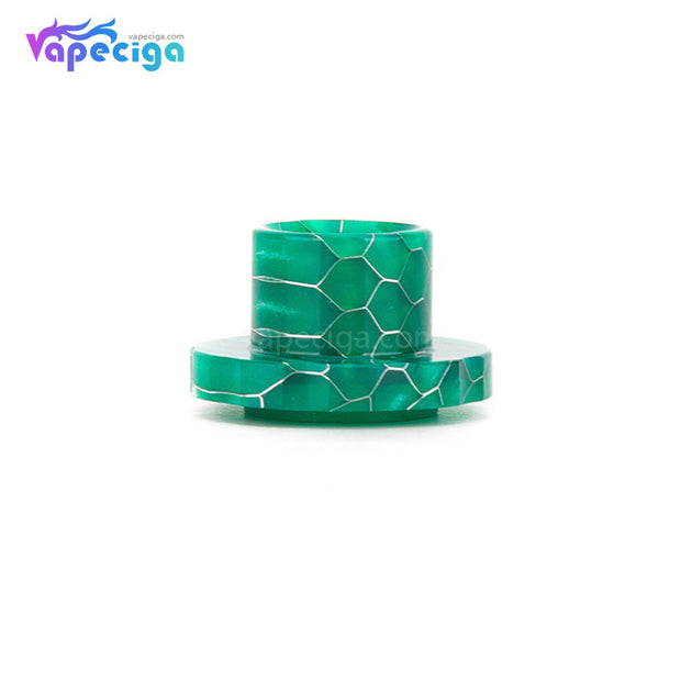 REEVAPE AS129S Resin Replacement Drip Tip Green For Aspire Cleito 120 Tank