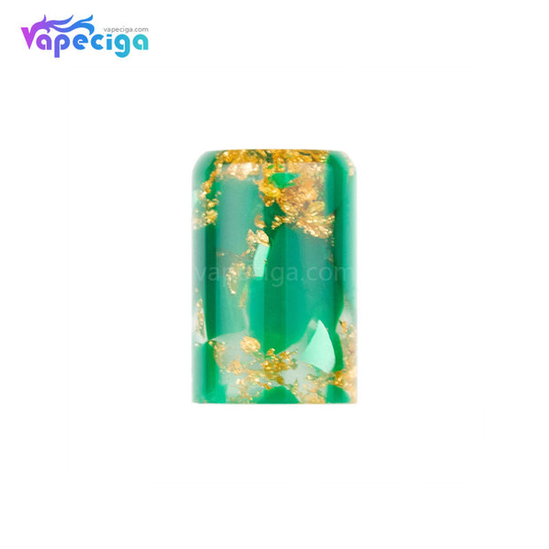 Green REEVAPE AS246 Resin Replacement Drip Tip