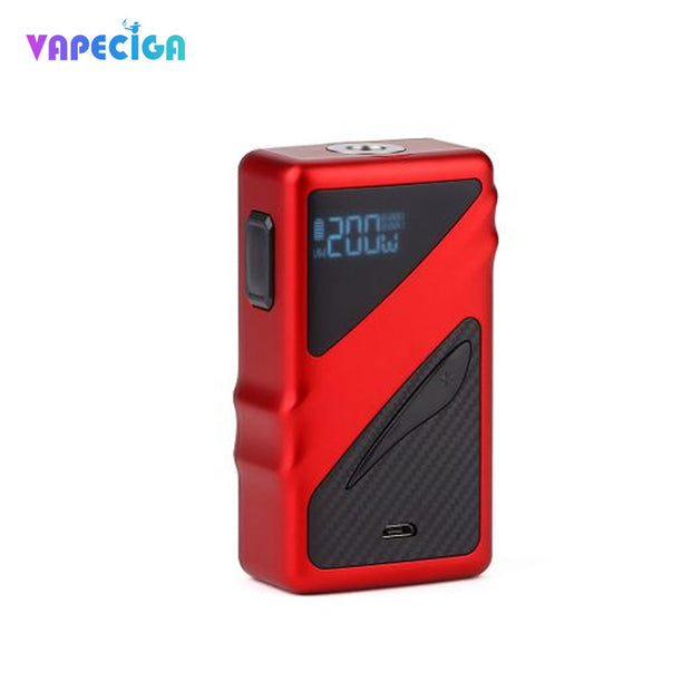 Red Smoant Taggerz TC Box Mod 200W