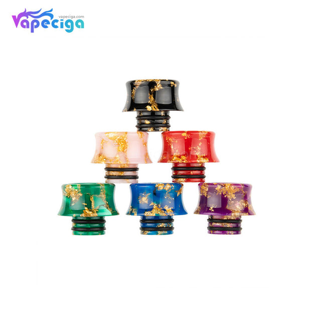 REEVAPE AS243 Universal 510 Resin Replacement Drip Tip 6 Colors Available