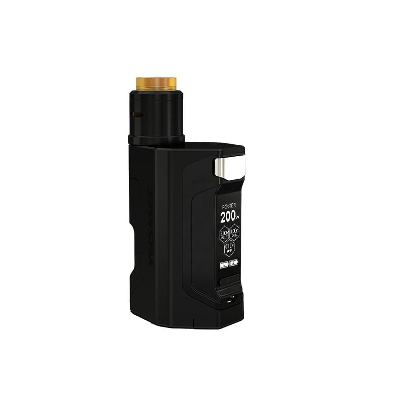 WISMEC Luxotic DF Box 200W TC Mod Kit with Guillotine V2 Atomizer