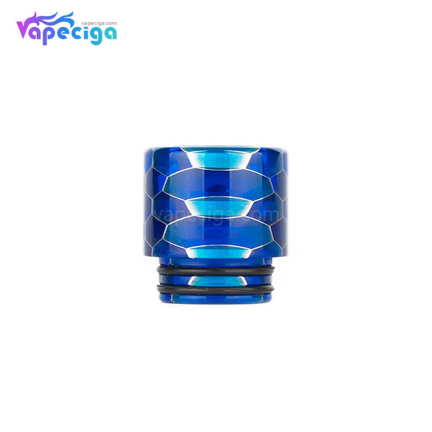 Blue REEVAPE AS116S Transparent 810 Replacement Drip Tip