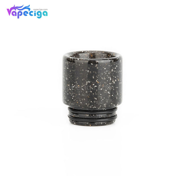 Black REEVAPE AS116E 810 Resin Replacement Drip Tip