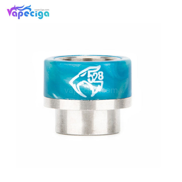REEVAPE AS133 810  Resin Replacement Drip Tip Blue