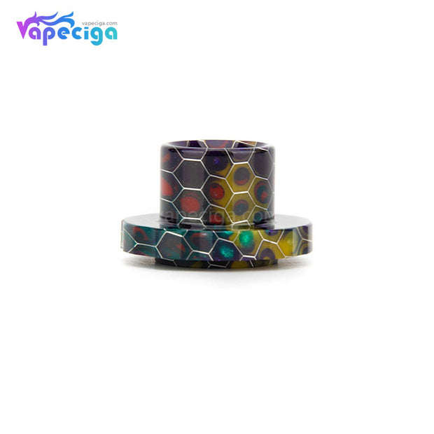 REEVAPE AS129S Resin Replacement Drip Tip Color For Aspire Cleito 120 Tank