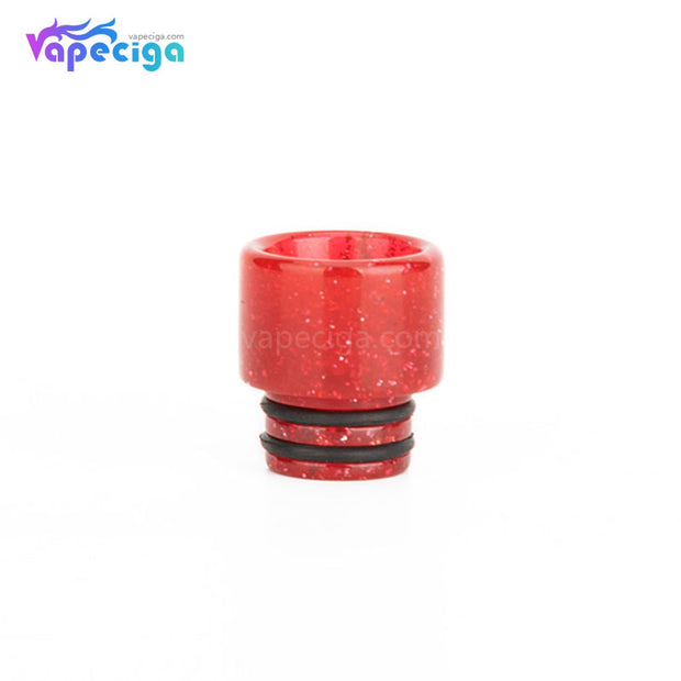 Red REEVAPE AS115E 510 Resin Replacement Drip Tip
