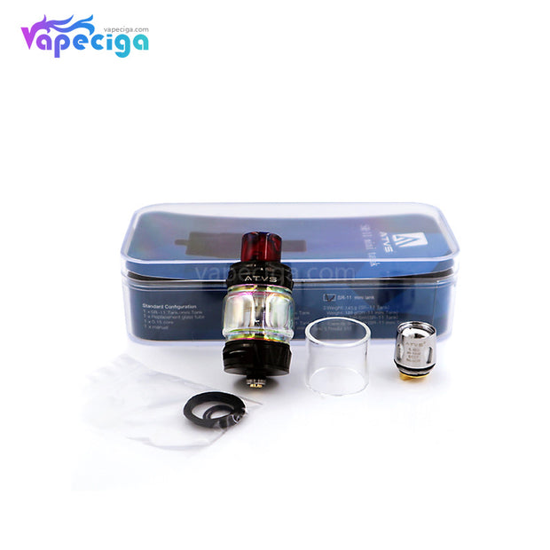ATVS SR-11 Mini RTA Package Contents
