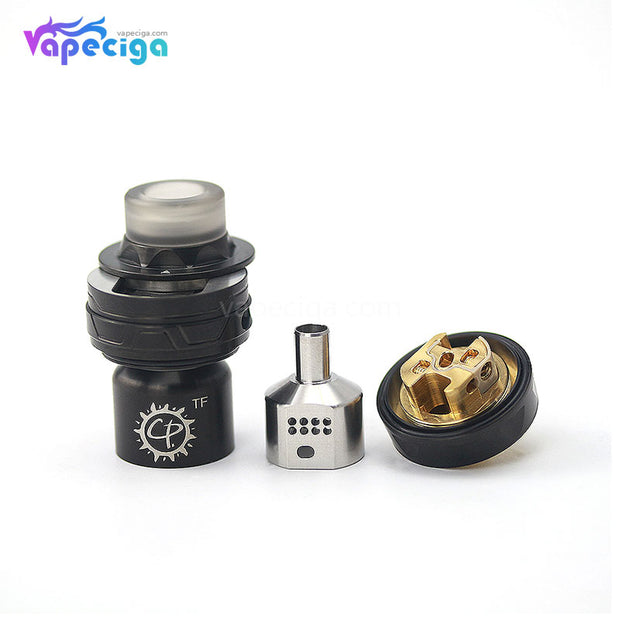 Advken CP TF RTA 4ml 25mm Components