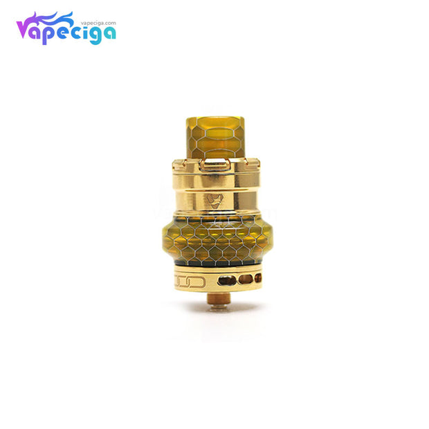Advken Manta Mesh Tank 4.5ml 24mm Standard Edition Gold
