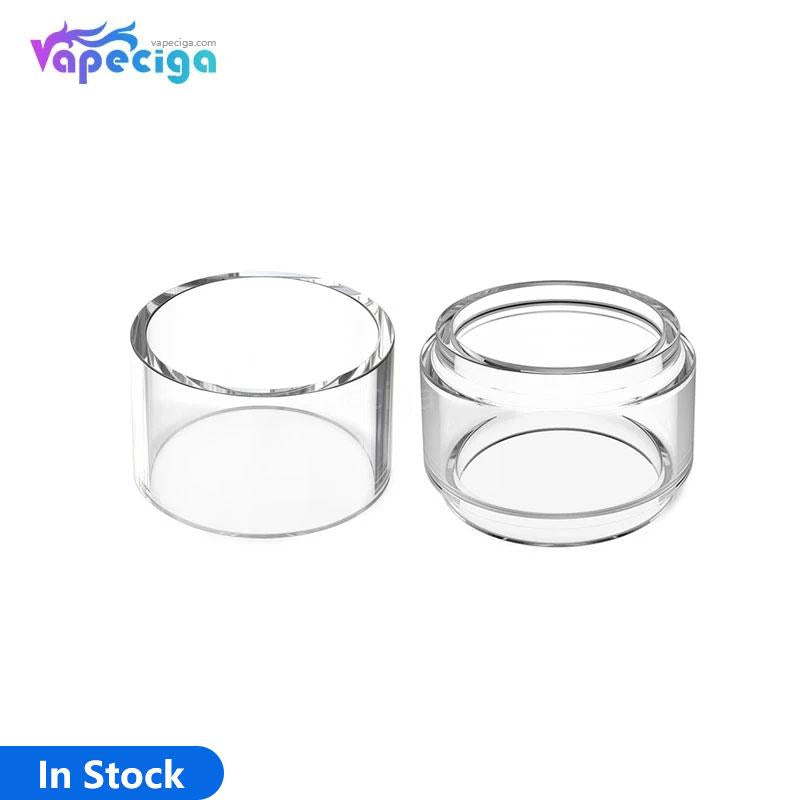 Advken Replacement Straight / Bubble Glass Tank Tube For OWL Tank 3ml / 4ml