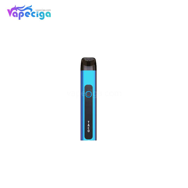 Again Taco Pod System Starter Kit 550mAh 2ml Blue