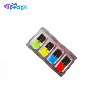 4-Color Again Teel Replacement Pod Cartridge