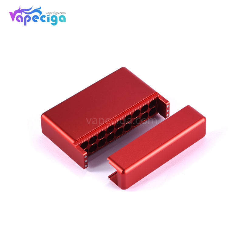 20-grid Aluminum Pod Cartridge Storage Box for iQOS