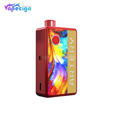 Artery Pal Pod System Starter Kit 60W 3ml Red + Rainbow