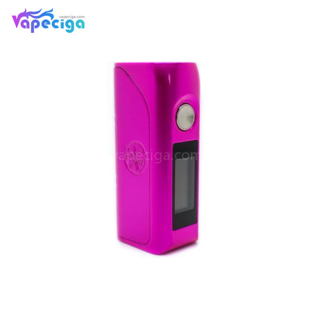 Asmodus Colossal TC Box Mod Pink