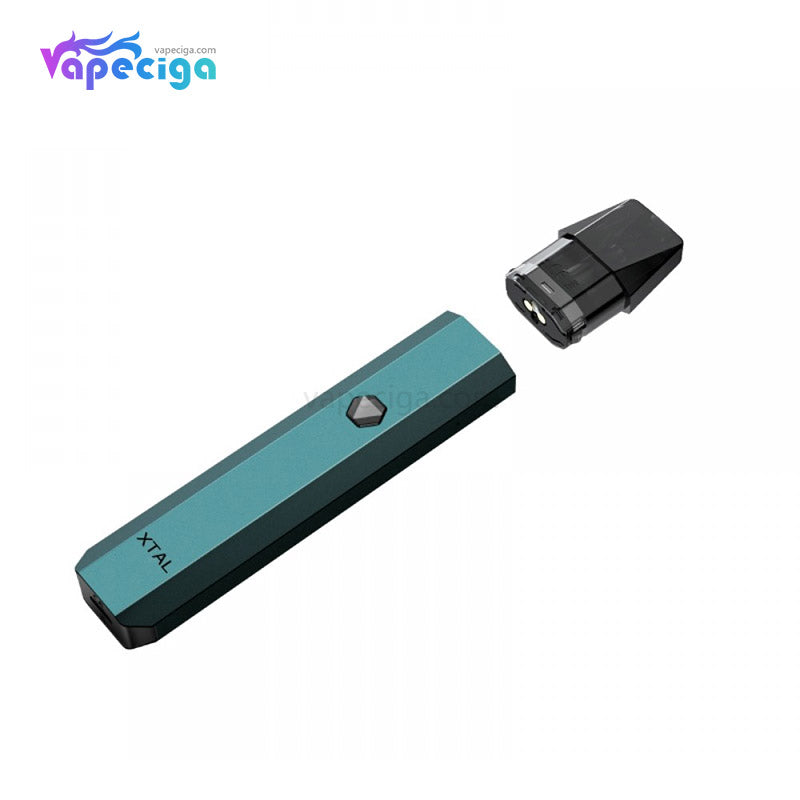 ZQ Xtal Pod System AIO Starter Kit by Aspire 520mAh 1.8ml
