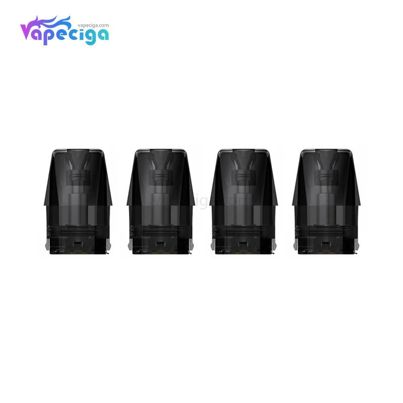 ZQ Xtal Replacement Pod Cartridge by Aspire 1.8ml 4PCs
