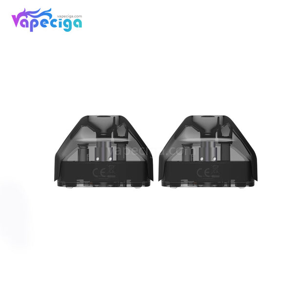 Aspire AVP Replacement Pod Cartridge Ceramic Coil Black