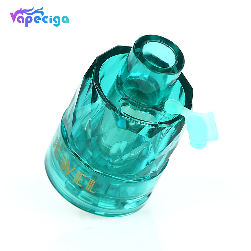 Augvape Jewel Disposable Sub Ohm Tank 3ml 0.15ohm 3PCs