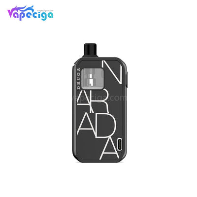 Augvape Druga Narada Vape Pod System 1100mAh 2.8ml Black PC