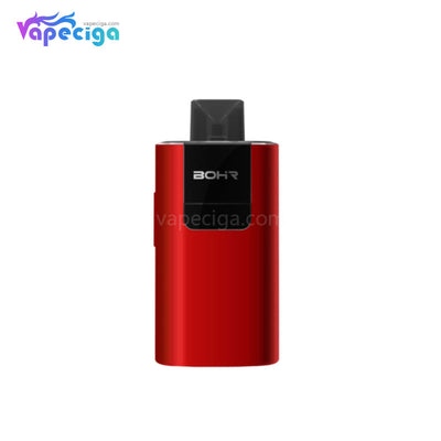 BOHR Flask Vape Pod System Starter Kit 3 Mode 1150mAh 2ml Standard Edition Red