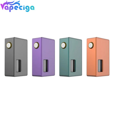 BP Mods Bushido single 18650 Squonk Mod