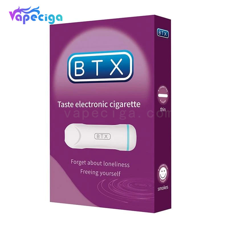 BTX Xiaodu Disposable Vape 320mAh 1.5ml 5 E-liquid Flavor