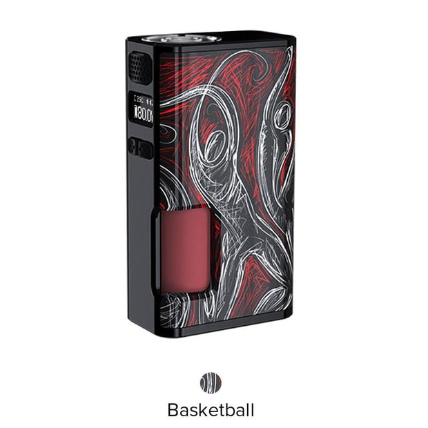 Basketball Wismec Luxotic Surface 80W Squonk Mod