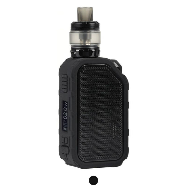 Black WISMEC Active Bluetooth Music TC Kit with Amor NSE 2100mAh