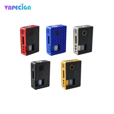 Blitz Vigor Squonk Mod 5 Colors Available